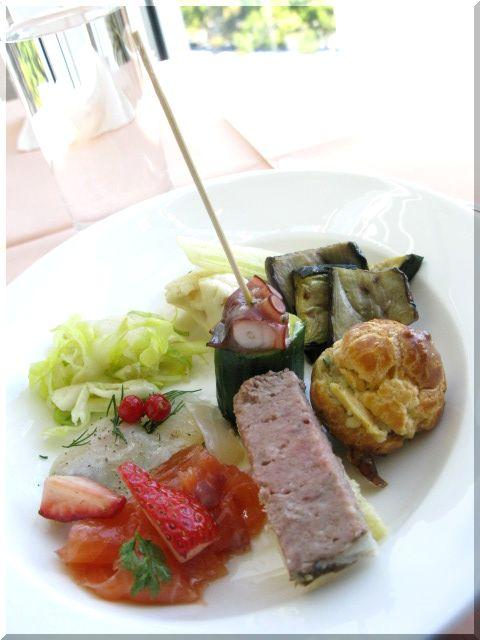 Restaurant Célestie【名古屋・栄】_d0112968_2144532.jpg
