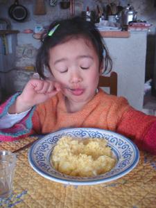 イタリア風卵ご飯_f0106597_2124521.jpg