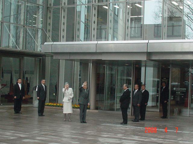 天皇、皇后両陛下 館林訪問 4/7(月)_b0085907_19291494.jpg