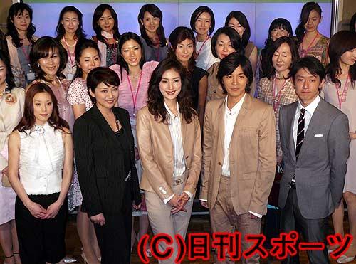 40 ドラマ アラウンド