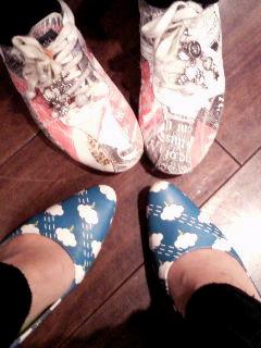 ふたりの靴。_f0064823_23452179.jpg
