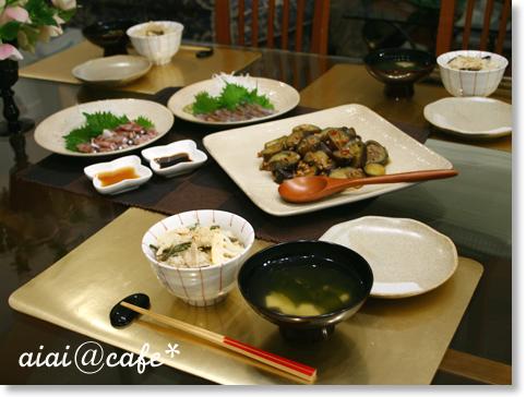 山菜おこわ_a0056451_15325273.jpg