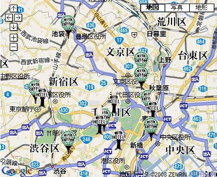 画像をclickするとGoogle MAPに着陸します^^