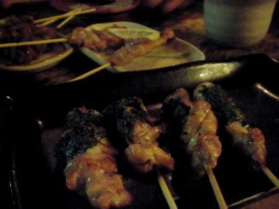 串焼き屋さん「ざっ串」に行って参りました。_d0129786_481146.jpg