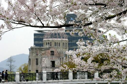 原爆ドーム、平和の桜 (広島)_b0067283_145239.jpg