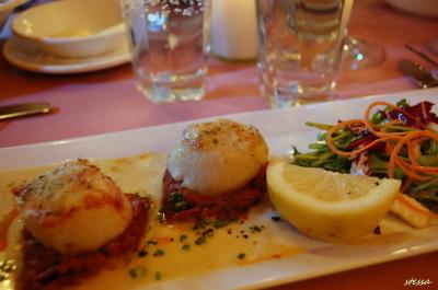 イタリアンレストラン「Il Giardino」へMさんと。_d0129786_17352278.jpg
