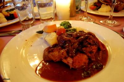 イタリアンレストラン「Il Giardino」へMさんと。_d0129786_1736832.jpg