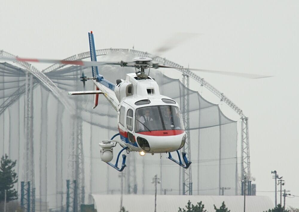 4ヵ月半ぶりの東ヘリ(その2)~JA6697/Aerospatiale AS355F2~_d0137627_0112499.jpg