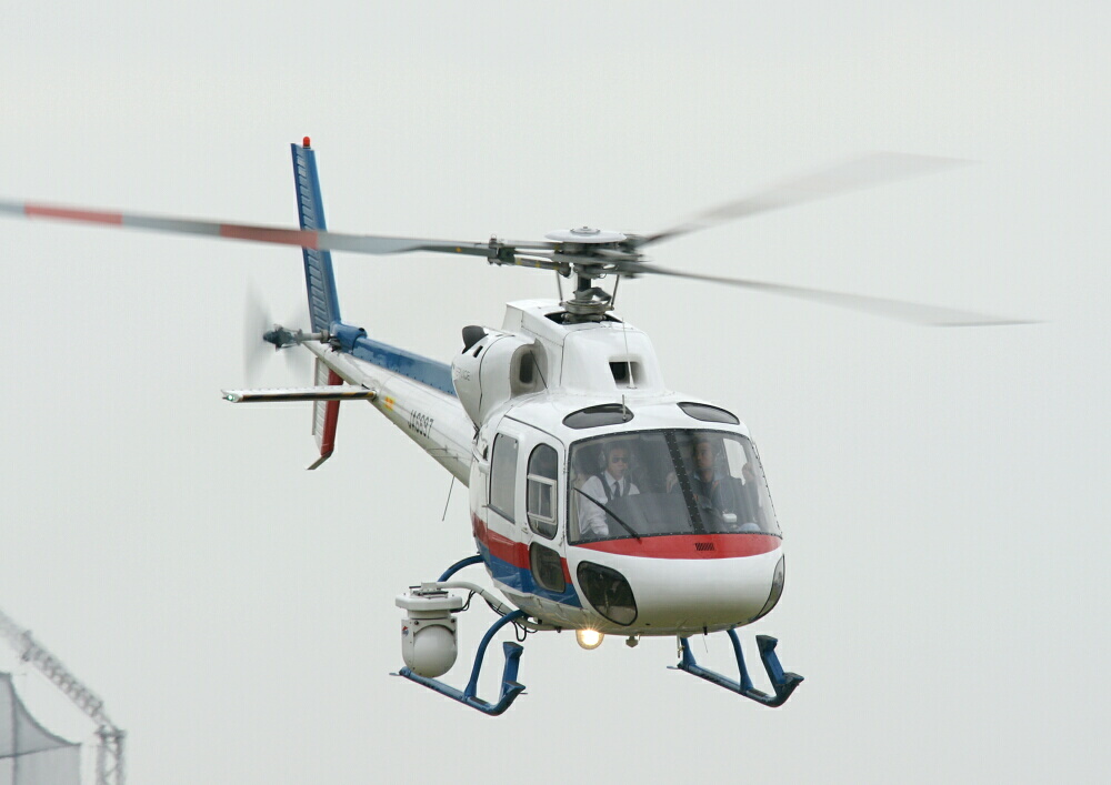 4ヵ月半ぶりの東ヘリ(その2)~JA6697/Aerospatiale AS355F2~_d0137627_0114232.jpg