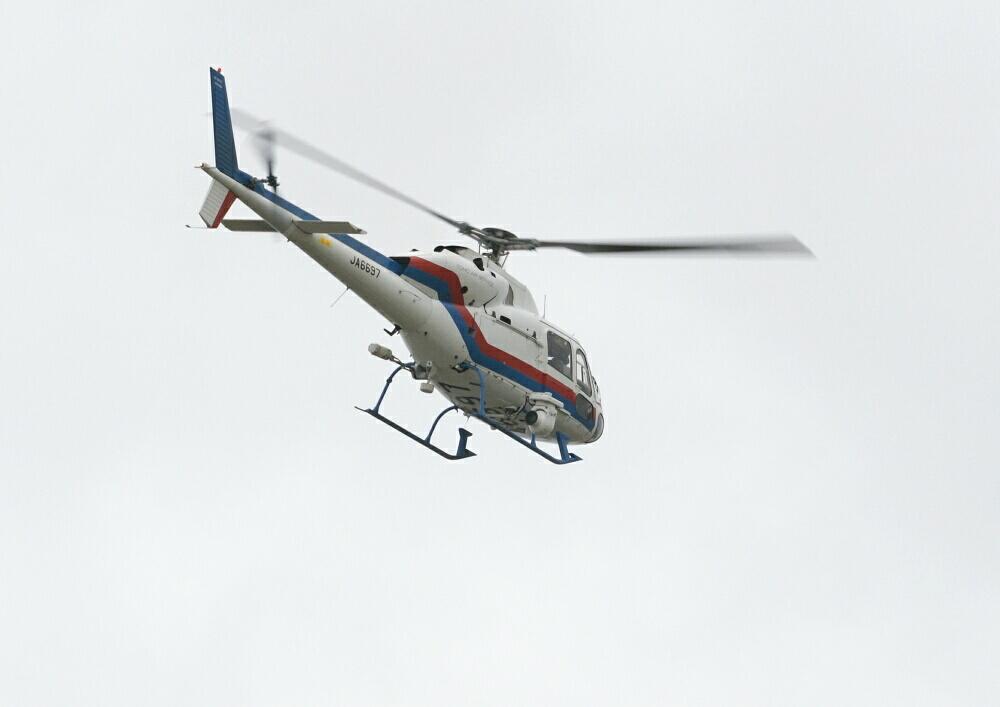 4ヵ月半ぶりの東ヘリ(その2)~JA6697/Aerospatiale AS355F2~_d0137627_014120.jpg