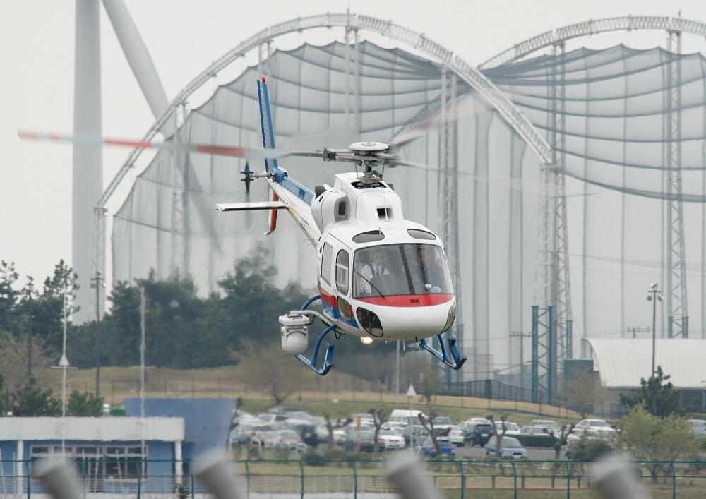 4ヵ月半ぶりの東ヘリ(その2)~JA6697/Aerospatiale AS355F2~_d0137627_091936.jpg