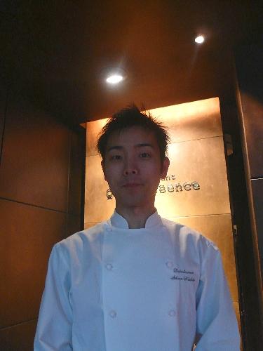 白金台 レストラン カンテサンス Quintessence _a0053662_11371067.jpg