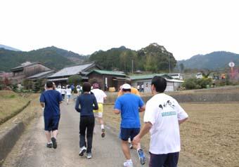 桃源郷マラソン ~ 松野町 ~_e0012580_1631748.jpg