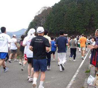 桃源郷マラソン ~ 松野町 ~_e0012580_163414.jpg