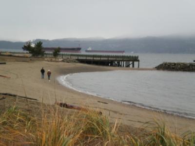 ジェリコ・ビーチへお散歩&おせち料理三日目。_d0129786_1771051.jpg