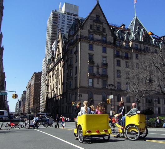 自転車タクシー Pedicab_b0007805_20284117.jpg