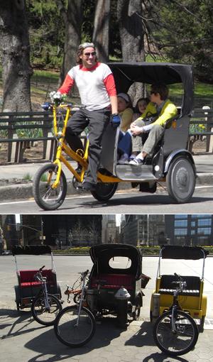 自転車タクシー Pedicab_b0007805_2029367.jpg