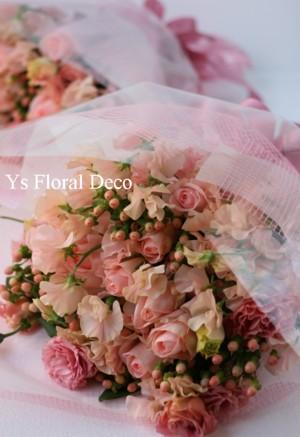 ご両親様贈呈用花束_b0113510_020273.jpg