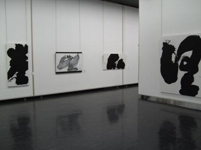 597) 市民ギャラリー 「第22回 北海道墨人展」 4月9日(水)~4月13日(日)_f0126829_0132821.jpg