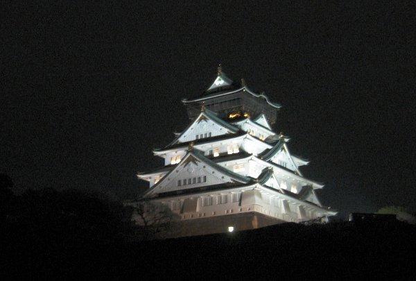 大阪城とサクラ_c0154941_2141490.jpg