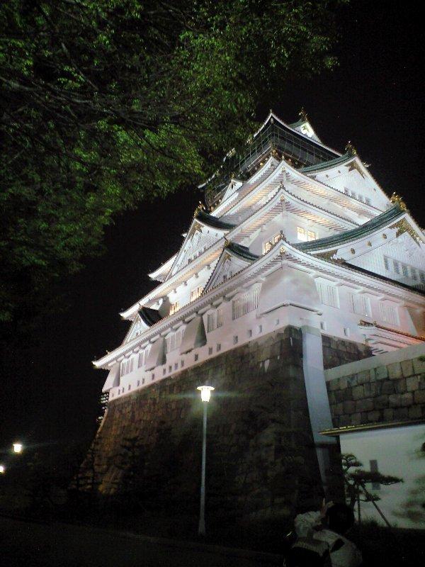 大阪城とサクラ_c0154941_2143765.jpg