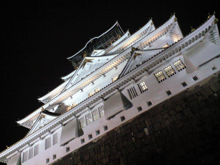 大阪城とサクラ_c0154941_21441194.jpg