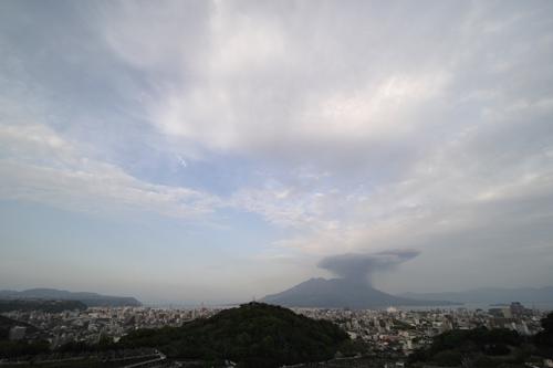 桜島の噴煙_a0096313_17241279.jpg