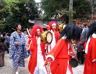やすらい祭りー今宮神社_e0048413_23194514.jpg