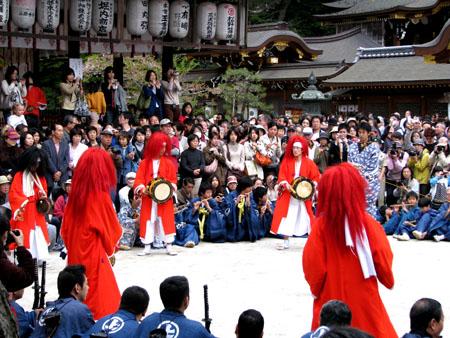 やすらい祭りー今宮神社_e0048413_23201886.jpg