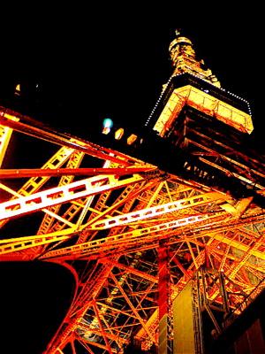 vol.358. 〈新里明士展〉〜東京タワーよ永遠なれ_b0081338_353912.jpg
