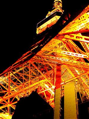 vol.358. 〈新里明士展〉〜東京タワーよ永遠なれ_b0081338_355289.jpg
