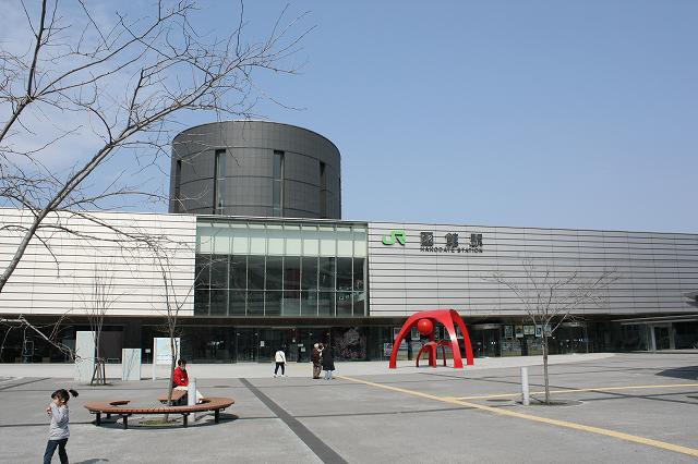 函館駅 : 百貨店が近くにある全国の駅 185+α - NAVER まとめ