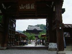 鎌倉旅行2006 ④建長寺_d0029066_21462597.jpg