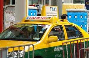 バンコクのタクシー標灯 その4_b0131470_17443687.jpg