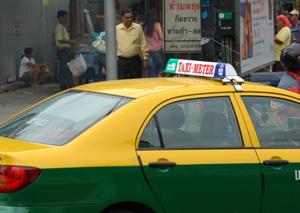 バンコクのタクシー標灯 その4_b0131470_17445617.jpg