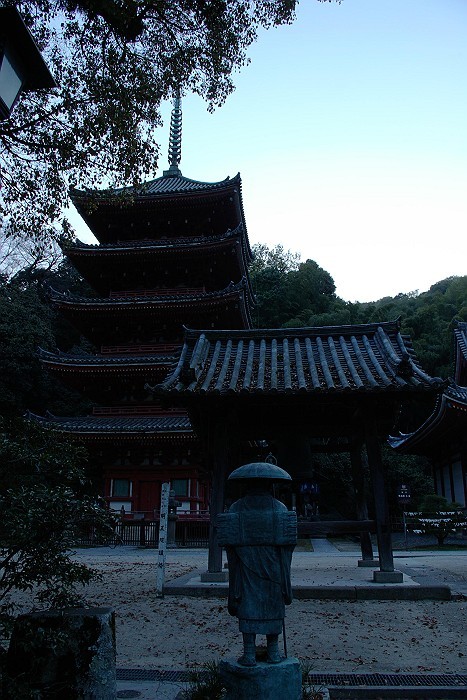 国宝の寺を訪ねる明王院_c0152379_625197.jpg