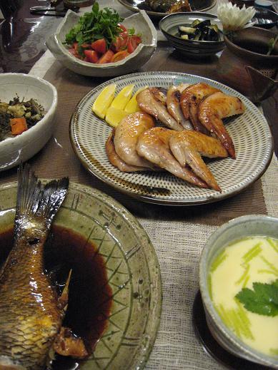 半日イタリア旅行から戻ったらやっぱり和食。_c0119197_8561130.jpg