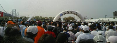 瀬戸大橋マラソン_f0108797_16585298.jpg
