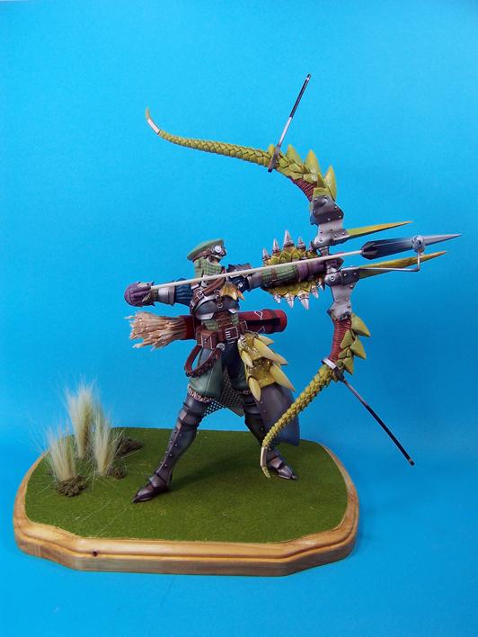 Monster Hunter Rathian Armor Girl_a0055093_11552042.jpg