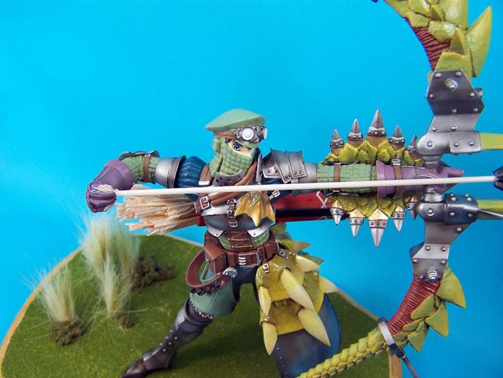 Monster Hunter Rathian Armor Girl_a0055093_11555944.jpg