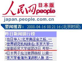 首都経済貿易大学訪日団の写真、人民網日本版アクセス3位に_d0027795_9562491.jpg