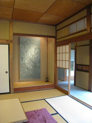 床の間の油絵_e0138627_22355978.jpg
