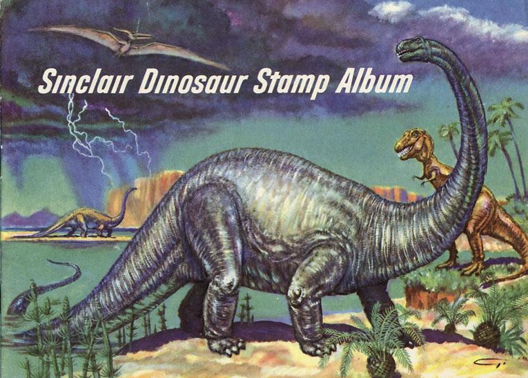 今度はシンクレアの恐竜スタンプのお話。_a0077842_219897.jpg