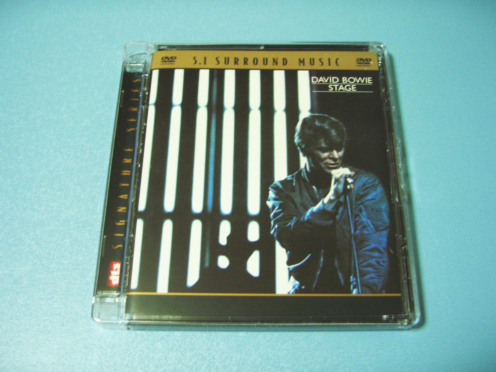 David Bowie / Stage (DVD-AUDIO)_c0062649_22141679.jpg
