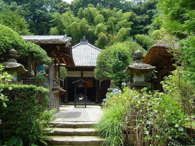 鎌倉旅行2006 ⑦円応寺_d0029066_22225974.jpg