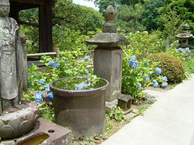 鎌倉旅行2006 ⑦円応寺_d0029066_22232379.jpg