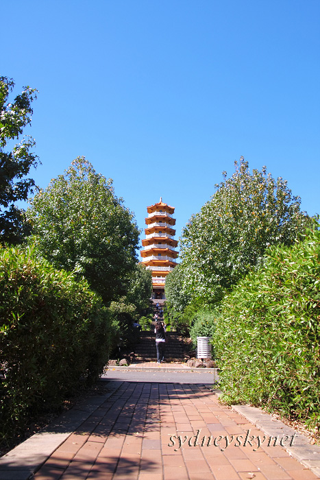 Wollongong(ウーロンゴン) ~その2・南天寺1~_f0084337_22145259.jpg
