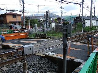 矢野大井踏切移設工事が完了し供用開始_b0095061_730127.jpg