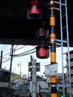矢野大井踏切移設工事が完了し供用開始_b0095061_7314922.jpg