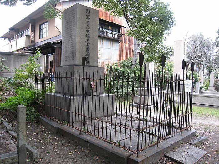真田山陸軍墓地_f0139570_16495542.jpg